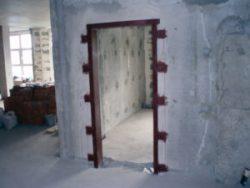 Устройство проёмов в бетоне