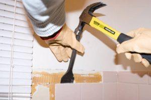 Демонтажные работы с сохранением структуры материала